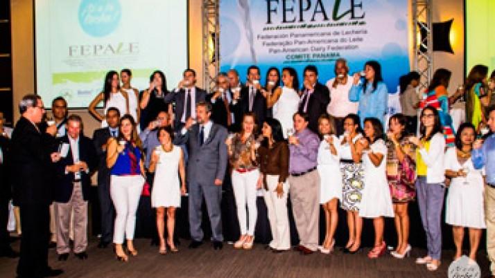 Comité de FEPALE en Panamá presentó el libro y la campaña ¡Sí a la Leche!