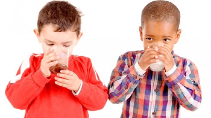 La importancia del vaso de leche escolar