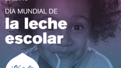 30 de septiembre de 2015: Día mundial de la leche escolar