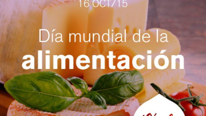 16 de octubre de 2015: Día mundial de la alimentación