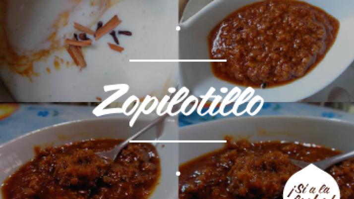 Zopilotillo, un postre tico de antaño