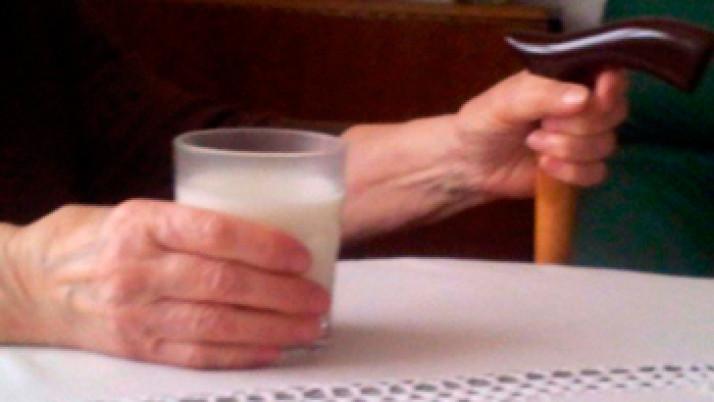 Los lácteos, promotores del sueño de los mayores