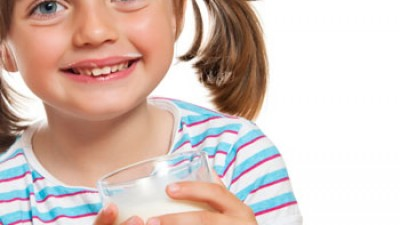 España: Lácteos, alimento imprescindible en la niñez