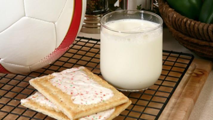 «La leche es un alimento imprescindible en la dieta del deportista»