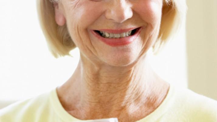 Lácteos en la dieta de personas adultas mayores