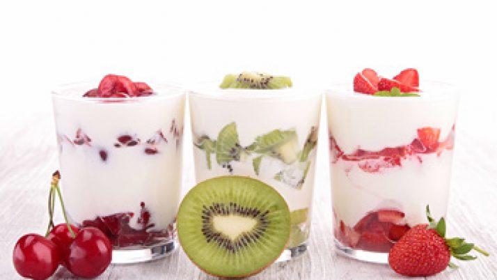 El consumo de yogur mejora la vida