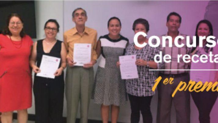 Premios de concurso de recetas <br> El zopilotillo ganador