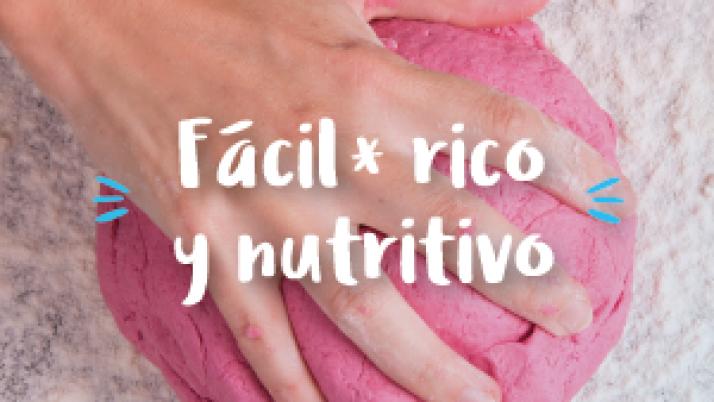 Fácil, rico y nutritivo