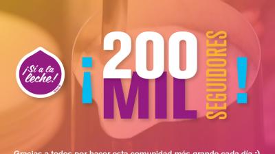 ¡200.000 seguidores!