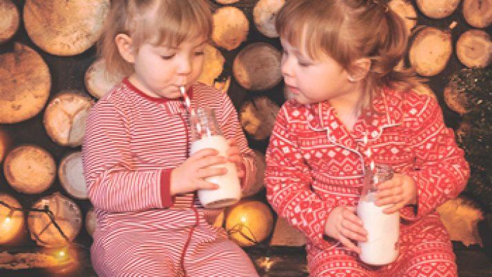 Los niños que no beben leche de vaca son 'bajitos' para su edad