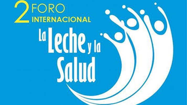 2º Foro Internacional<br>La leche y la salud