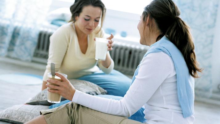 La leche y los productos lácteos, más necesarios aún durante la adolescencia
