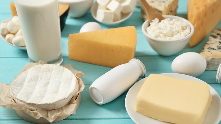 Determinan el beneficio de los lácteos frente a problemas de obesidad e hipertensión