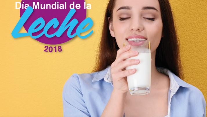 Día mundial de la leche 2018