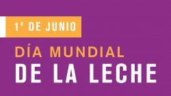 1° de junio – Día Mundial de la Leche