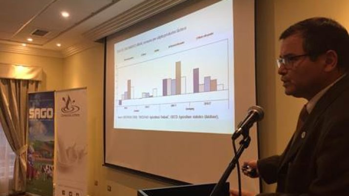 Socio de Fepale celebra el Día Mundial de la Leche con actividades académicas en Chile