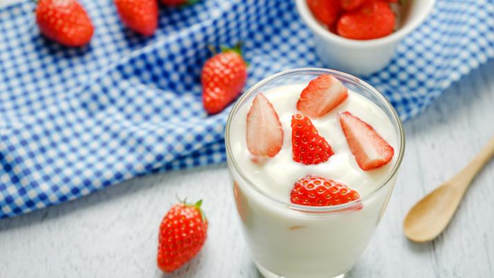 """El yogur y sus """"buenas bacterias"""""""