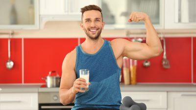 Motivos por los que debes tomar lácteos si practicas deporte
