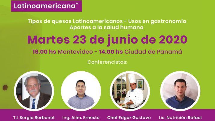 """""""Los quesos en la Gastronomía Latinoamericana"""""""