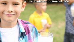Sobre la importancia de la leche en la alimentación del niño