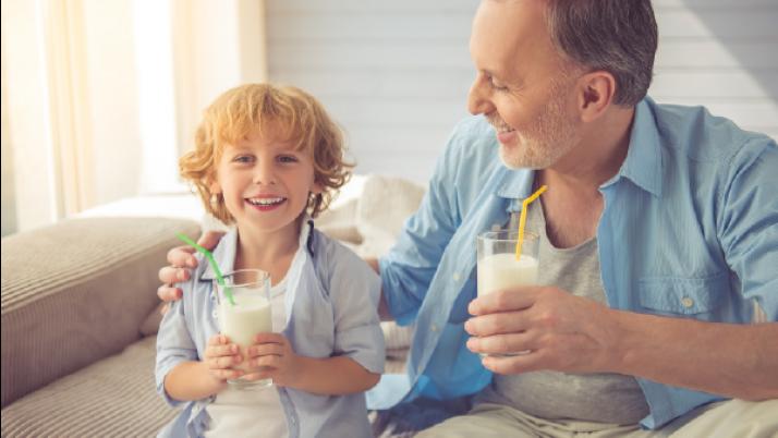 ¿Es recomendable tomar leche?