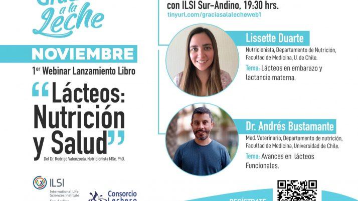 """Ciclo de webinars """"Gracias a la Leche"""" del Consorcio Lechero"""