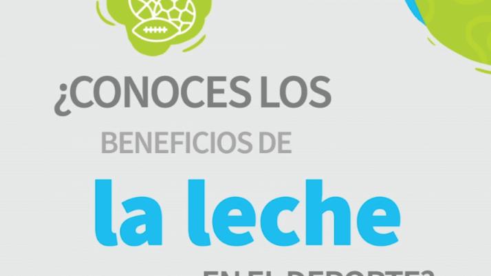 La ciencia de los lácteos te guía | LÁCTEOS Y DEPORTES