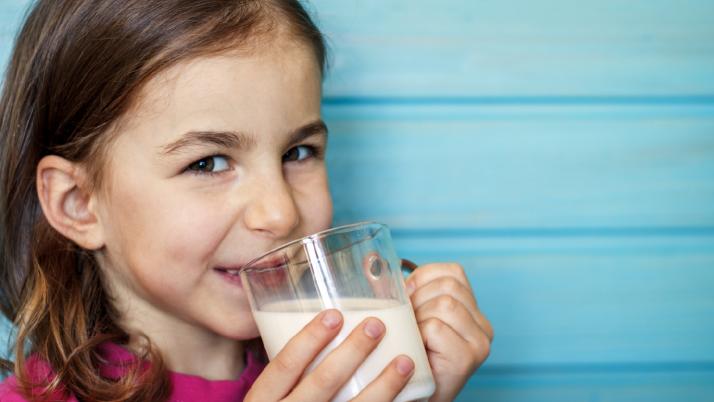 ¿Cuántos lácteos necesita consumir un niño para mantener un crecimiento saludable?