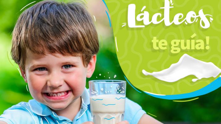 Consuma lácteos para obtener una dieta saludable