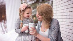 Una niñez que bebe leche es una niñez sana