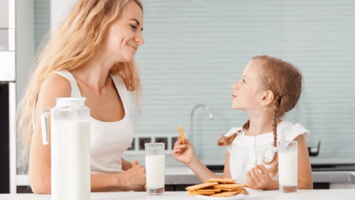 La leche: el gran aliado del desarrollo en niños y adultos