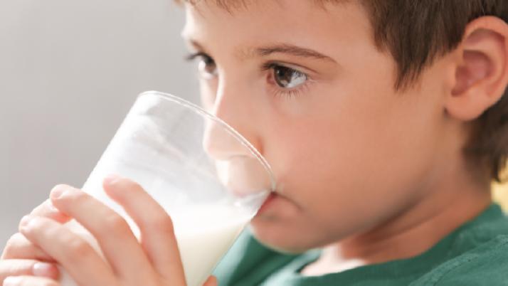 Los niños españoles necesitan más calcio, vitamina D y magnesio